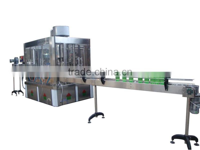 Automatic Carbonated water drink filling production line