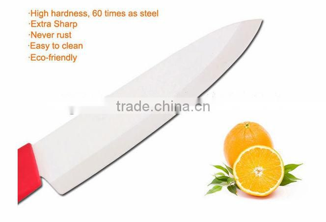 Cheaper ceramic fruit fillet knife
