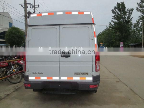 NANJING IVECO 4*2 Refrigerated Freeze Truck 9m3