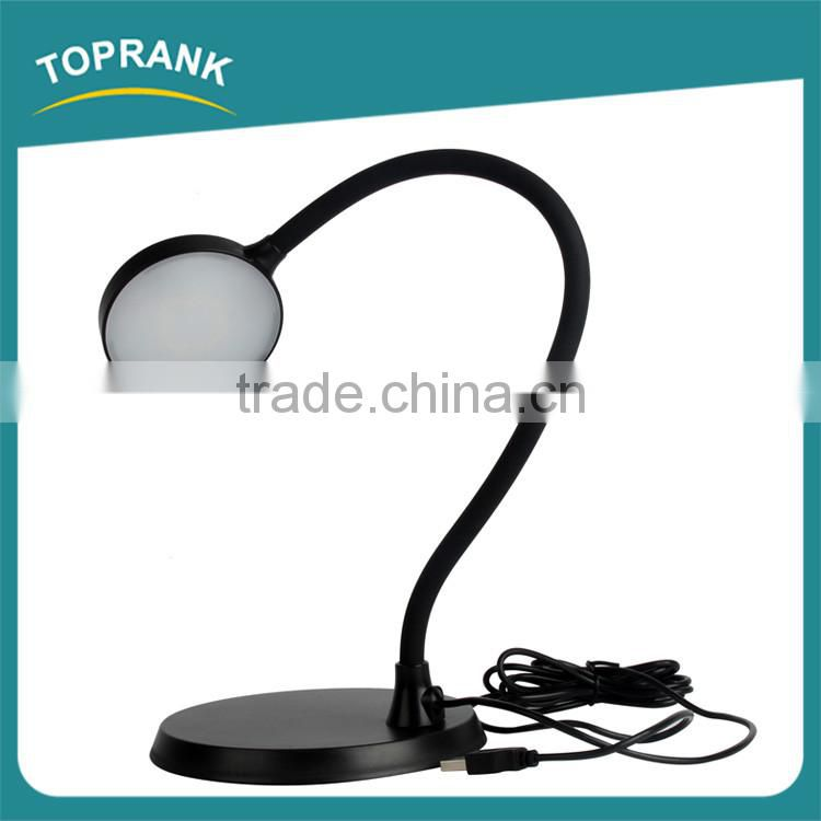 Cheap wholesale separable portable reading eye protection USB rechargeable folding led desk lamp