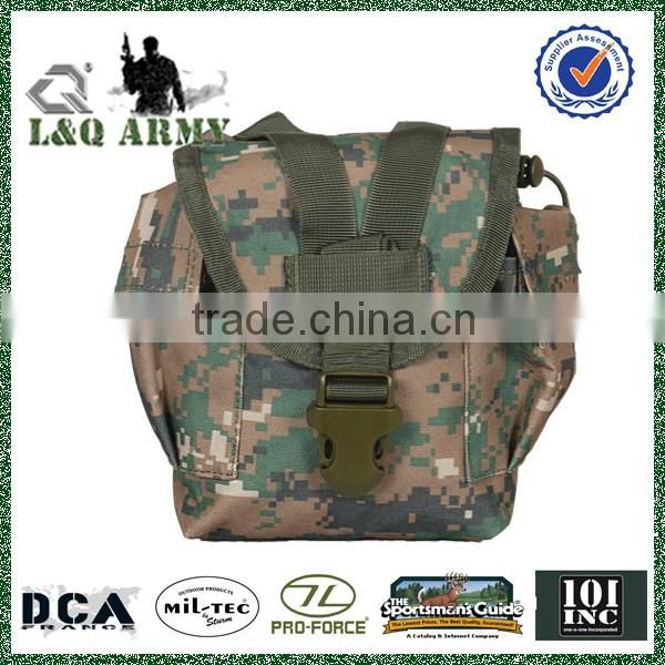 Small Military Mens Pouch Bag, Portable Military Bag