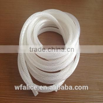 Non-toxic Cheap Price PVC Fiber Reinforced Transparent Water Hose From Manufacturer