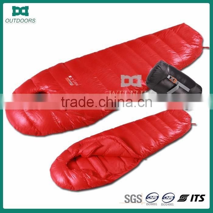 Nylon high quality sleeping bag