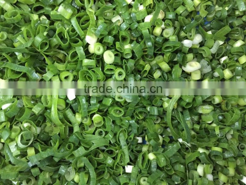 CCD green onion color sorter
