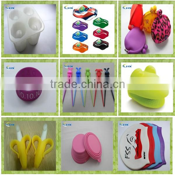 Multi-functional Silicone Purse, Silicone coin wallet pochi purse, Promotional Silicone Cosmetic Bag
