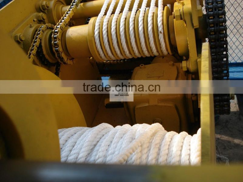 Special Design Yarn Doubling And Fast Twisting Machine
