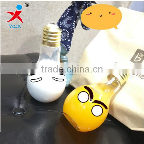 Bulb glass/milk tea cups