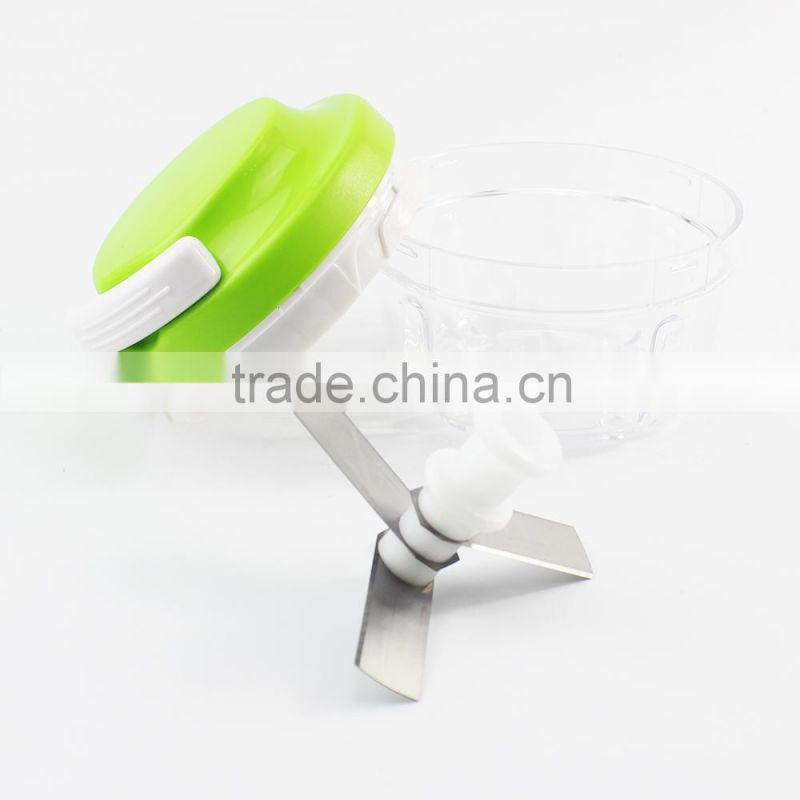 Household mini efficient food chopper