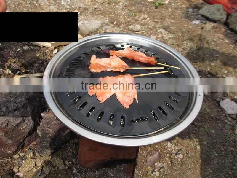 High quality charcoal grill