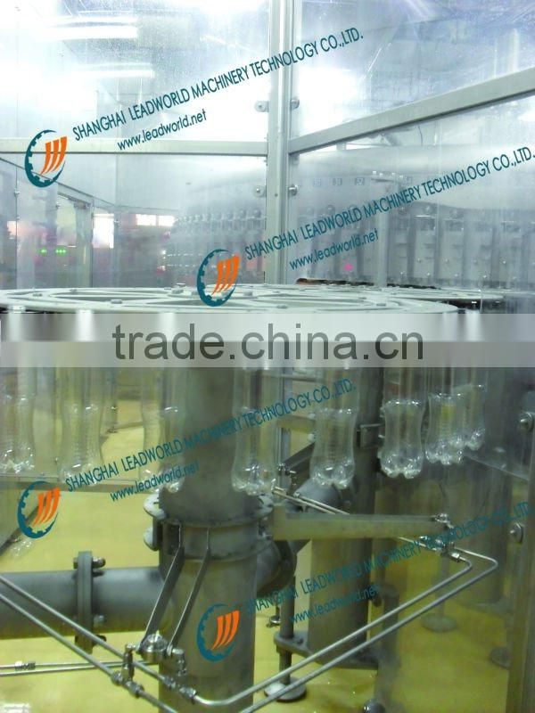 automatic single line herbal tea filling line