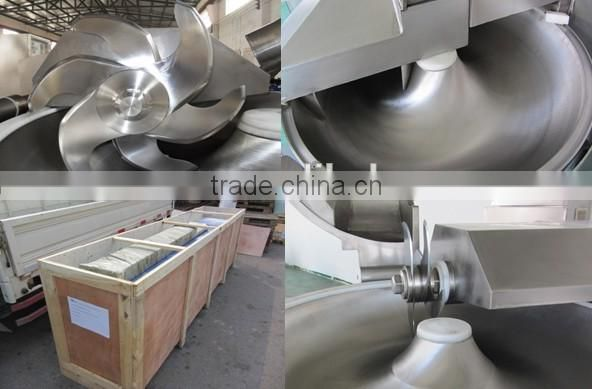 High Speed Meat/Vegetable/Fish Cutting and Mixing Machine