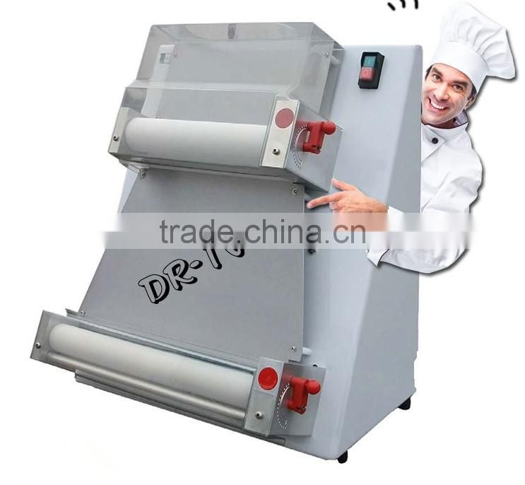 Popular in European market stainless steel professional pizza dough roller