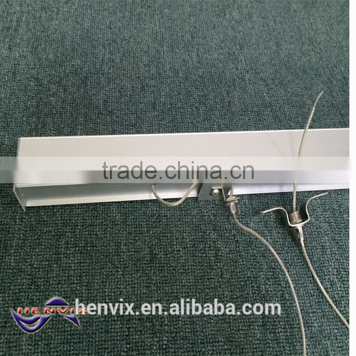 230V 1 meter linear indirect lighting fixtures