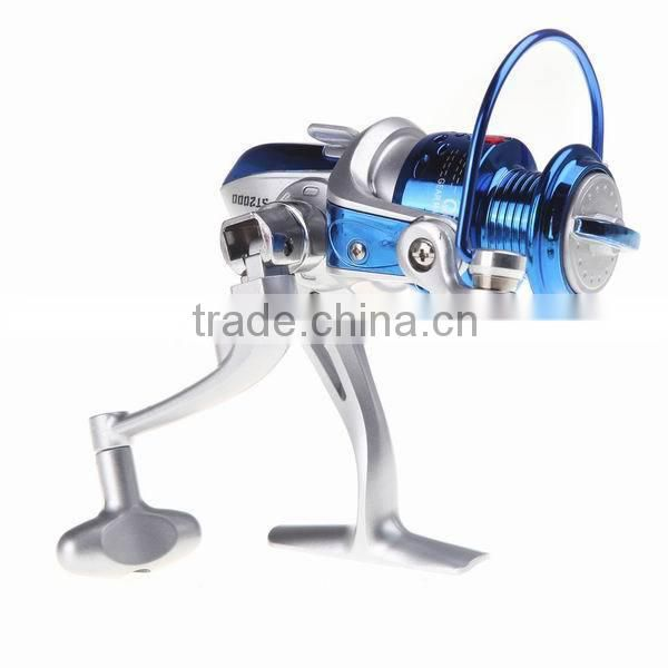 New 8BB Ball Bearings Left/Right Interchangeable Collapsible Handle Cheap China Fishing Reel Factory for Sale