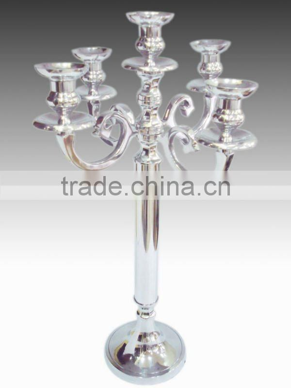 Silver Candelabra, Wedding Candelabra, for Party and events