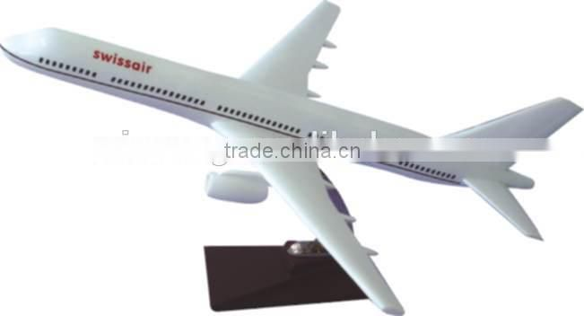 Polyresin Good Quality Souvenirs Model Polyresin Airplane