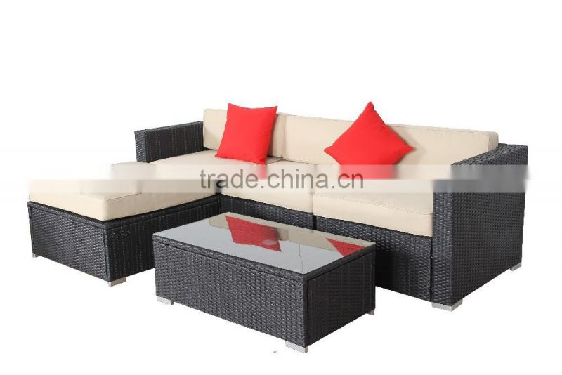 good quality outdoor rattan chair for garden