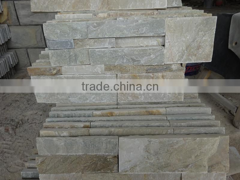 Beautiful stone curtain wall decoration,the building stone