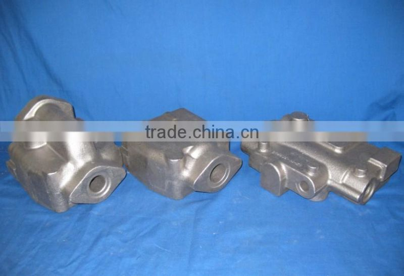 Cast iron gg25 ggg40 parts