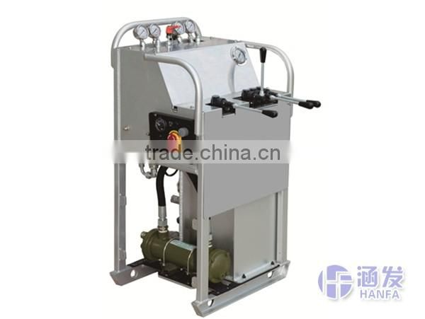 HFP200 portable geological coring drilling rig for taking sample