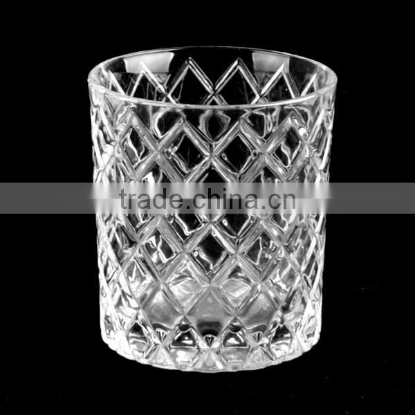 Crystal Clear Industries Water Glass Transparent Water Set