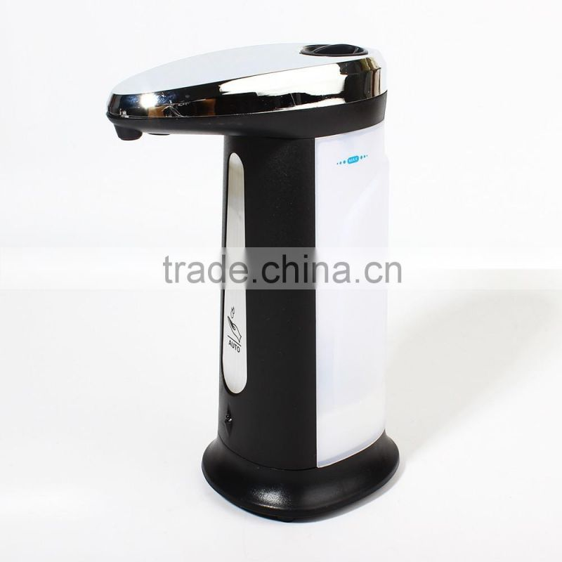 No-Touch Automatic Hand Soap Dispenser, Plastic