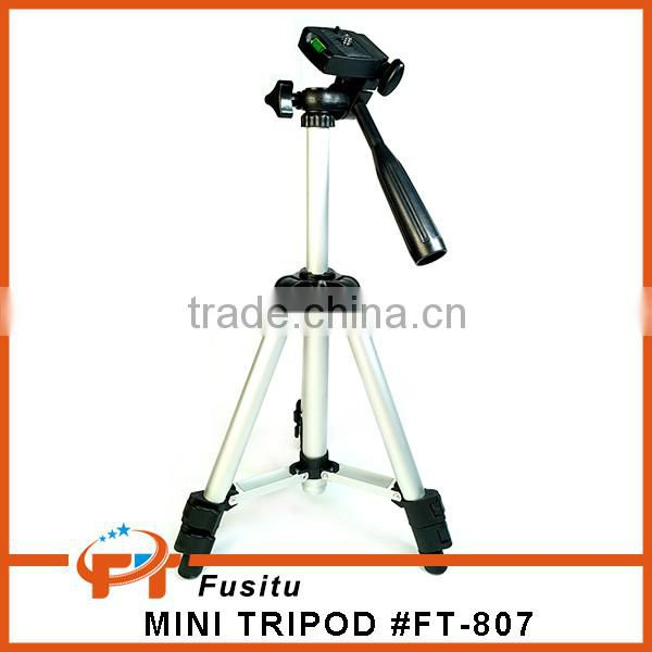 22'' Aluminum Fishing Light Night Lamp Bracket lightweight mini Tripod