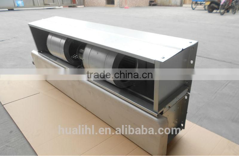 Ducted fan coil unit for HOTEL