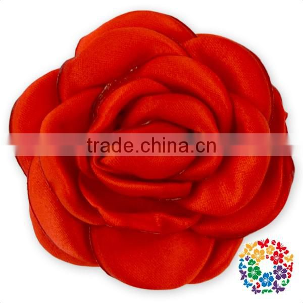 Wholesale Hobby Lobby Handmade Solid Color Cheap Artificial Flower For Christmas Decorations