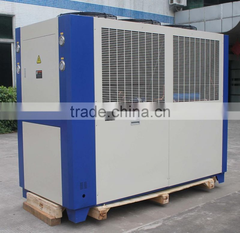 Air cooled industrial chiller low price water cooling With CE AC System