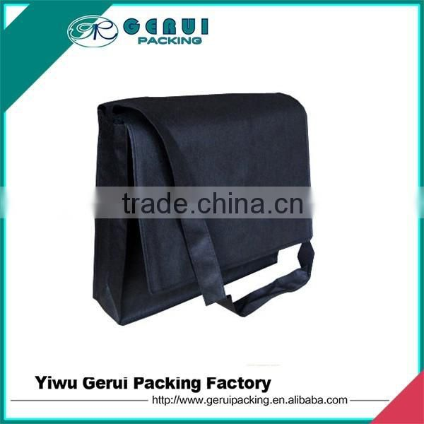 2015 Eco-friendly Reusable Non Woven Drawstring Backpack