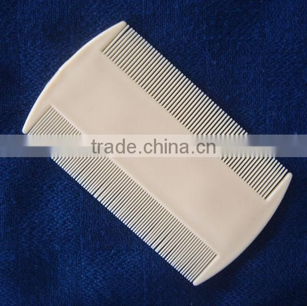 Double Sided Nit Combs for Head Lice Dectection Comb Kids Pet Flea