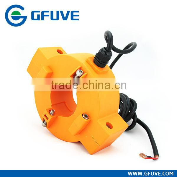 Outdoor low voltage current transformer