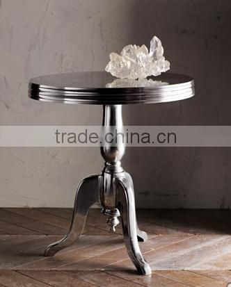 square shape top antique metal tables for sale