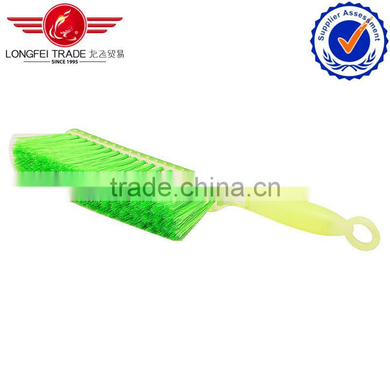 promation yiwu hot design Color hard plastic brush