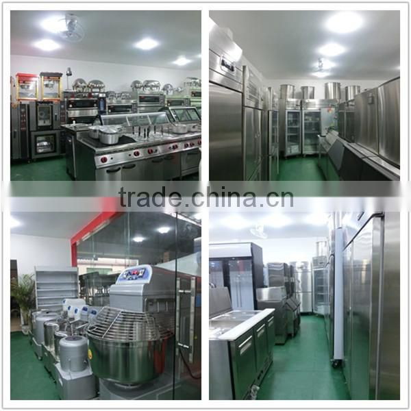 Industrial gas kebab machine /gas mini doner machine