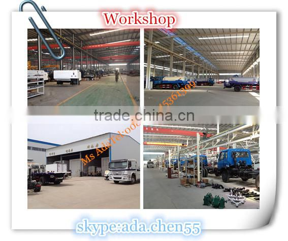 6 wheelers aerial work platform truck 22m overhead working truck 20-22m wholesale price