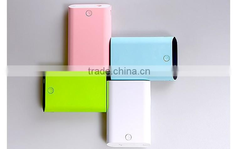 External 6600mAh Best Power Bank For Ipad/Iphone
