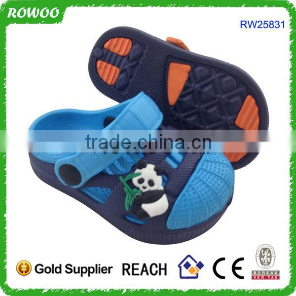 heat transfer printing clog kid eva garden shoes