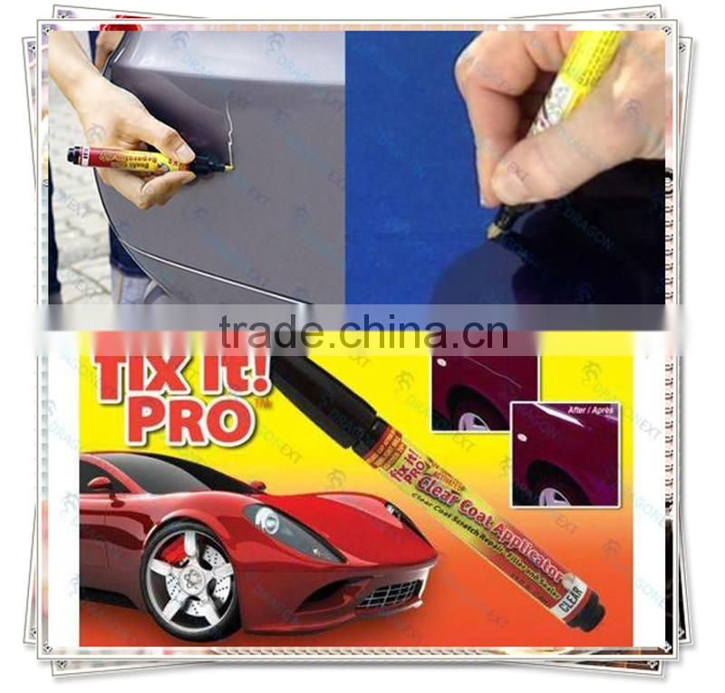 2015 popular car touch up paint pen , car scratch remover pen