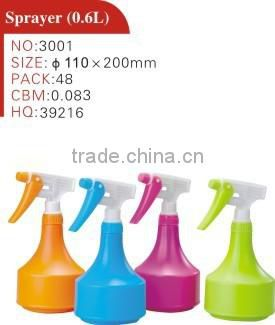 Plastic Gardening Sprayer / Plastic Sprayer (0.6L)