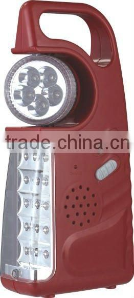 portable rechargable led emergency light