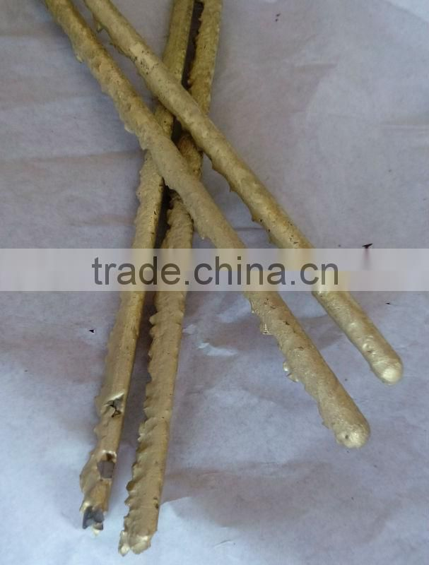 zhuzhou high quality copper tungsten composition welding rods/China welding rods