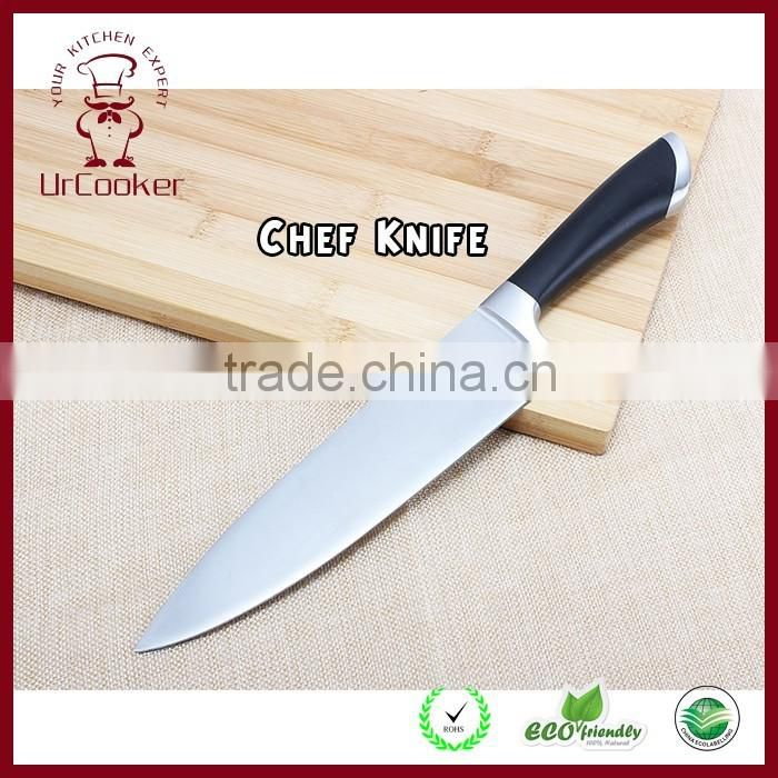 Premium Class 8-Inch Stainless-Steel Chef Knife