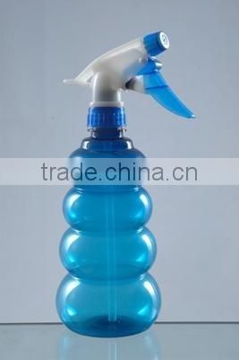 plastic white body trigger mist sprayer water sprayer