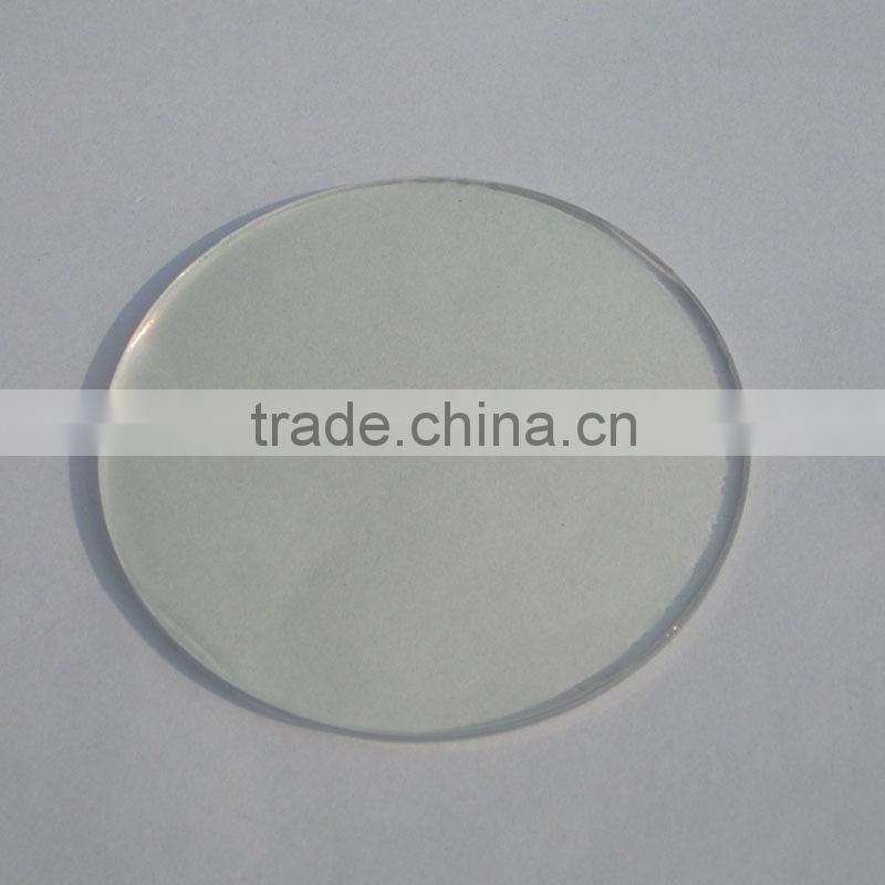 optical mineral glass lenses