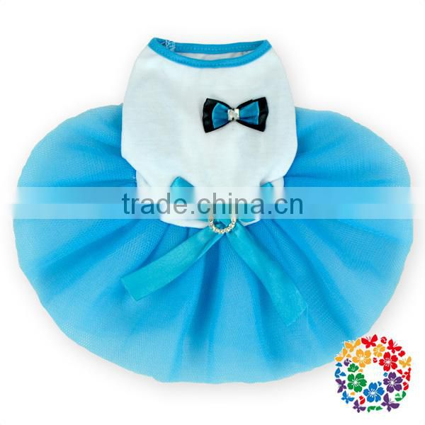 Factory Outlet Pet Apparel Dog Tutu Harness Dress Cute Couture Pet Dog/Cat Clothes Pattern