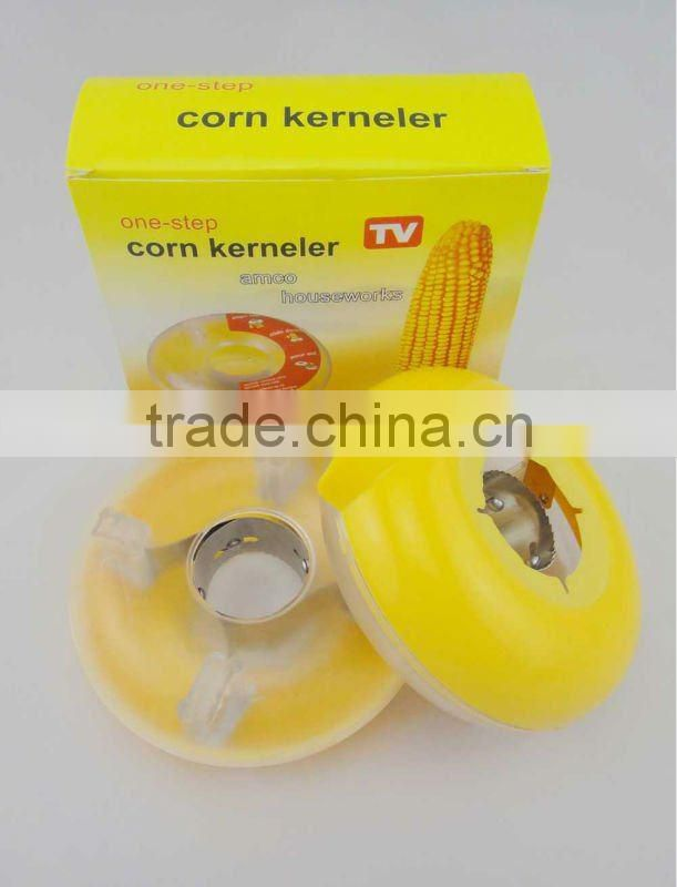 Promotional kitchen cooking corn kernel cutter, remover