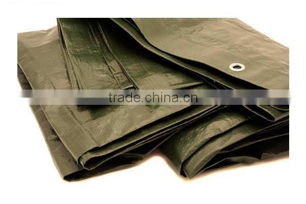 Best price outdoor camping 2.5m*4m waterproof camouflage pe tarpaulin of trucks