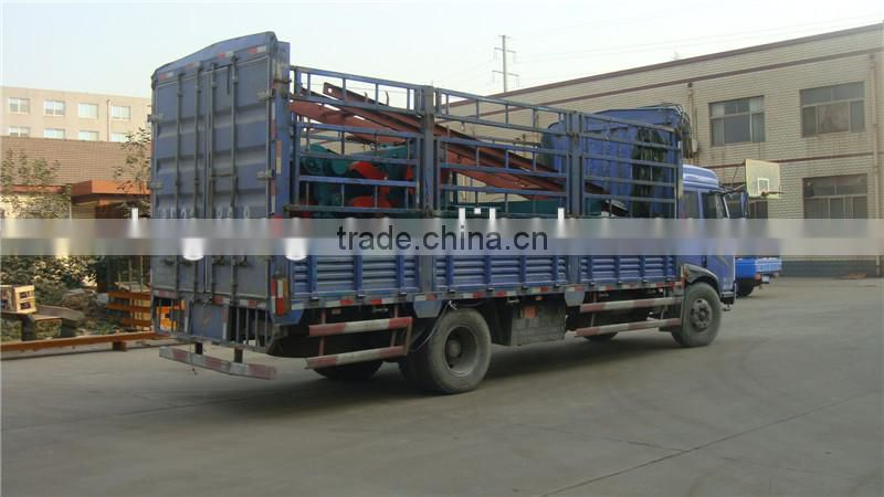 CE certificate shandong shredder machine